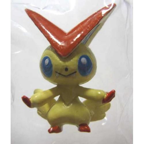 Pokemon Center 2011 Chupa Surprise Best Wishes Movie Version Victini Pokeball Figure