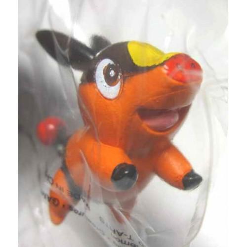 Pokemon Center 2010 Chupa Surprise Best Wishes Tepig Pokeball Figure