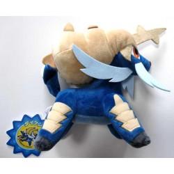 Pokemon Center 2011 Samurott Daikenki Large Size Pokedoll Series Plush Toy