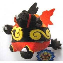 Pokemon Center 2011 Emboar Enbuoh Large Size Pokedoll Series Plush Toy