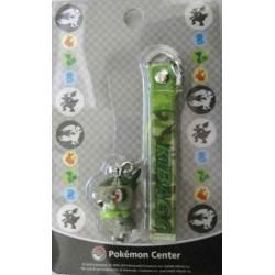 Pokemon Center 2010 Axew Mini Mascot Figure Mobile Phone Strap #1