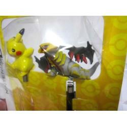 Pokemon Center 2009 Nintendo DS Lite Pikachu Giratina Set of 2 Mascot Touch Pens
