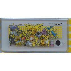 Pokemon Center 2010 Nintendo DSi Raikou Zapdos Jolteon Pikachu Raichu Manectric & Friends Hardcover