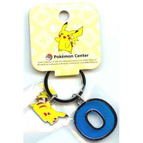 Pokemon Center 2011 Pikachu Keychain Version O
