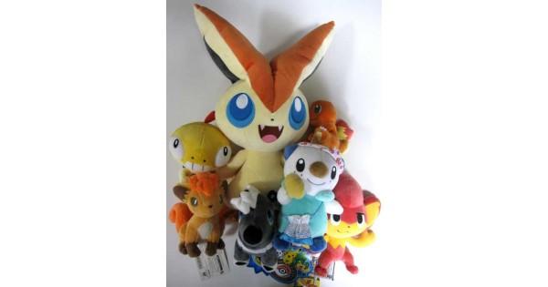 Pokemon Center Original Plush Doll Pokémon fit NUOH Stuffed Toy IDEAL FOR GIFT