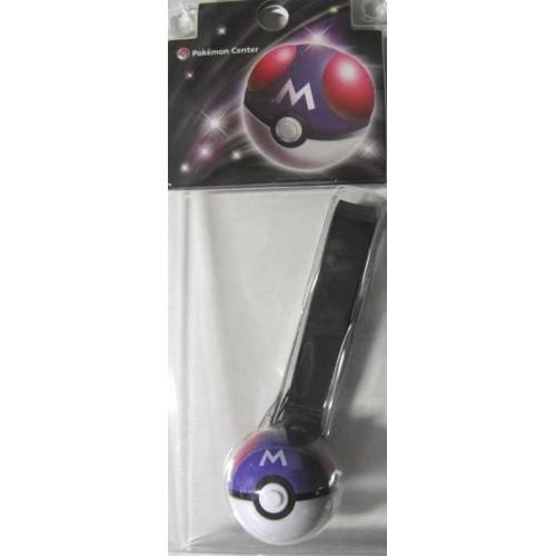 Pokemon Center 2011 Master Ball Mobile Phone Strap