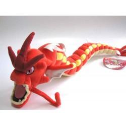 Pokemon Center 2009 Shiny Red Gyarados Large Size Plush Toy