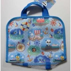 Pokemon Center 2012 Type Focus Campaign Water Ice Oshawott Cubchoo Tympole Vanillite Panpour Ducklett Spa Bag