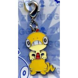 Pokemon Center 2011 Scraggy Zuruggu Charm #5