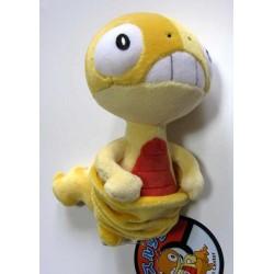 Pokemon Center 2011 Scraggy Zuruggu Plush Toy