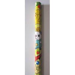 Pokemon Center Fukuoka 2012 Renewal 1st Anniversary Pikachu Oshawott Victini Pansage Minccino Munna Set Of 12 Pencils