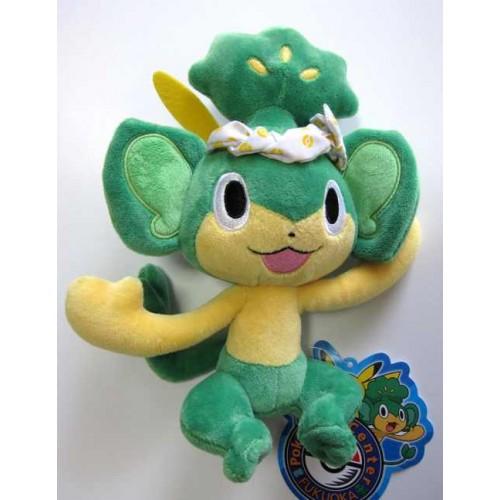 Pokemon Center Fukuoka 2011 Grand Re-Opening Pansage Plush Toy