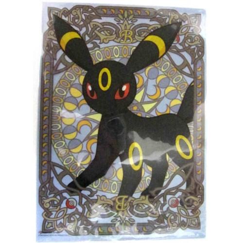 Pokemon Center 2009 Umbreon A4 Size Clear File Folder