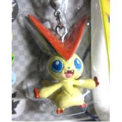 Pokemon Center 2011 Victini Mobile Phone Strap #1