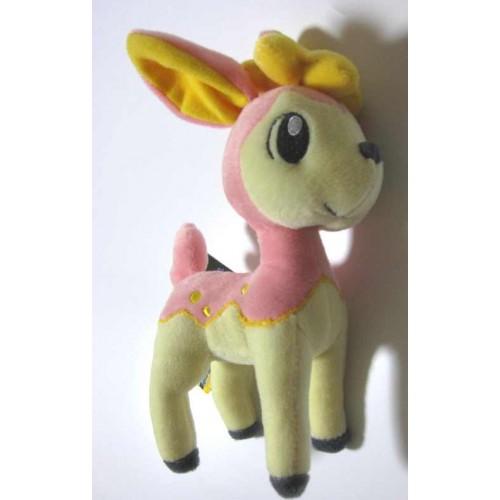 Pokemon 2011 Takara Tomy Deerling (Spring Version) Plush Toy