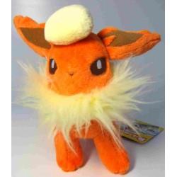 Pokemon Center 2009 Flareon Canvas Series Plush Toy