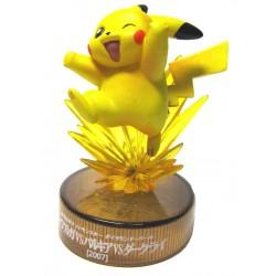 Pokemon 2007 10th Anniversary Movie Theater Version Pikachu Bottle Cap Collection Figure