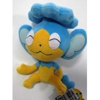 Pokemon 2011 Takara Tomy Panpour Plush Toy