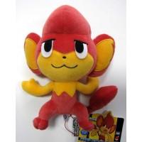 Pokemon 2011 Takara Tomy Pansear Plush Toy