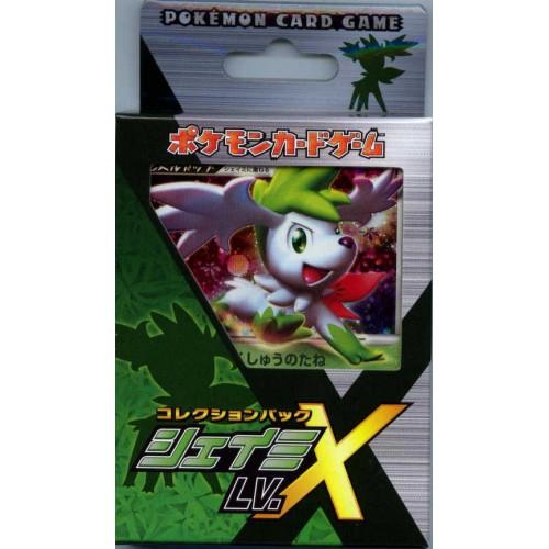Pokemon 2009 Shaymin Sky Forme Lv. X 12 Card Theme Deck