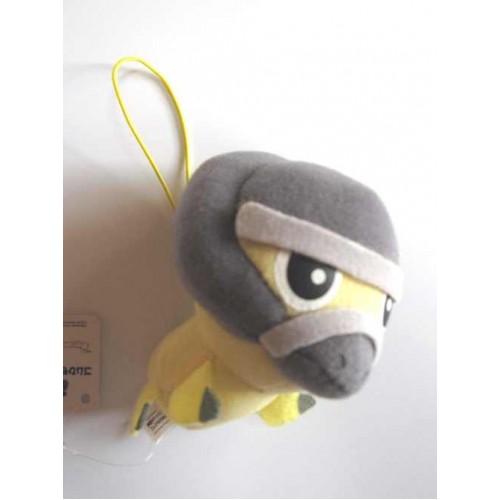 Pokemon 2008 Banpresto UFO Game Catcher Prize Shieldon Mini Plush Toy