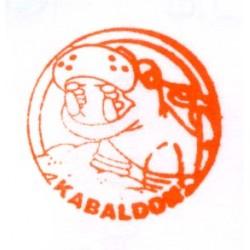 Pokemon 2010 Stamp Retusden Series #9 Hippowdon Ink Stamper