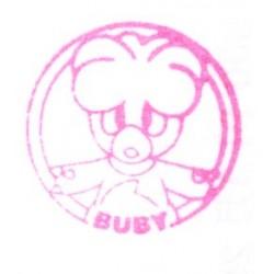 Pokemon 2010 Stamp Retusden Series #9 Magby Ink Stamper