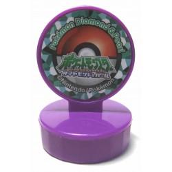 Pokemon 2010 Stamp Retusden Series #9 Hitmonchan Ink Stamper