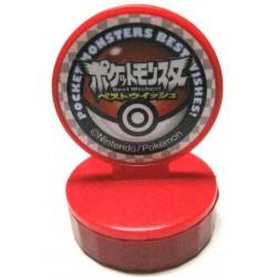 Pokemon 2010 Stamp Retusden Black & White Series Darmanitan Ink Stamper