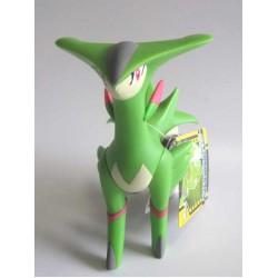 Pokemon Center 2012 Virizion Takara Tomy Large Moveable Sofubi Action Figure