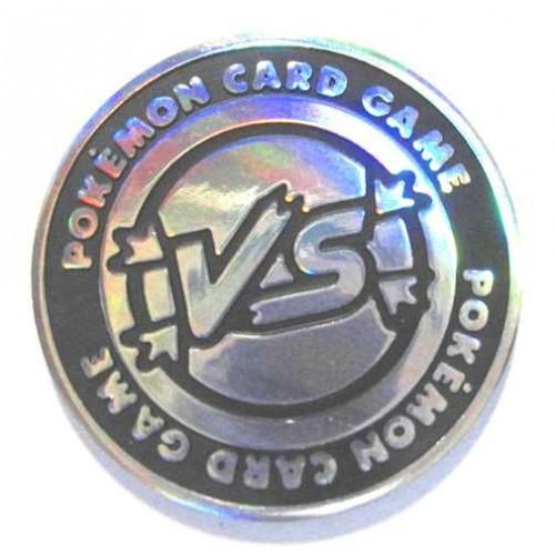 Pokemon 2011 Thundurus Vs. Tornadus Silver Coin