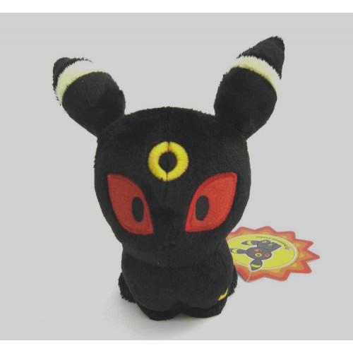 Pokemon Center 2009 Umbreon Pokedoll Series Plush Toy