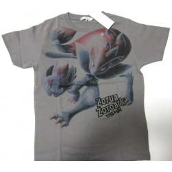Pokemon 2011 Uniqlo Zoroark Zorua Childrens Tshirt (Size 150cm)