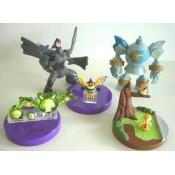 Pokemon Zukan Figures