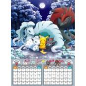 Pokemon Calendars